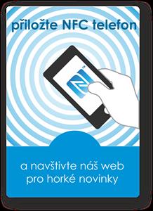 Obrázek Chytrý plakát s NFC čipem