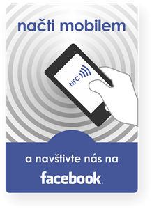 Picture of Smart Poster Blue Facebook