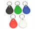Obrázek NFC klíčenka okrouhlá, barevná - ULTRALIGHT