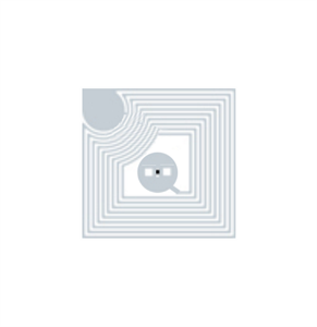 Obrázek Transparentní NFC štítek, 18x18mm, Ultralight